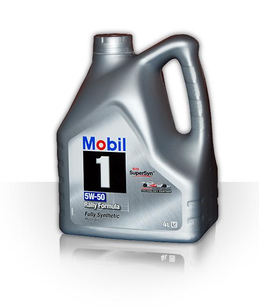 Mobil 5W50 Полусинтетика Цена
